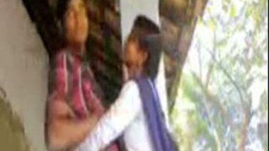 Free sex clip of desi village girl outdoor sex in uniform