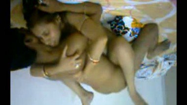 Horny guy free porn sex with friend's sultry sister