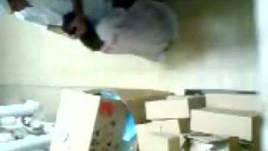 Nookie At The Storage Room