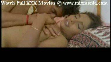 Indian Actress Uma Bedroom Boobs Sucking Film