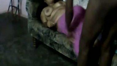 Indore village bhabhi fucked in sofa by devar scandal
