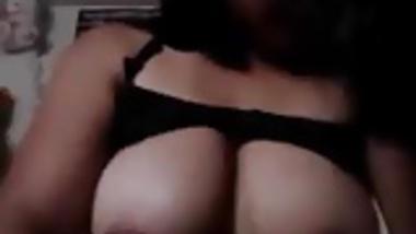 22 Big booby girlfriend riding hard wit hot moans