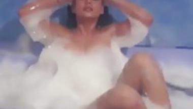 Mallu Sapna takes a Shower