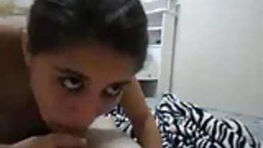 Indian girl Blowjob......