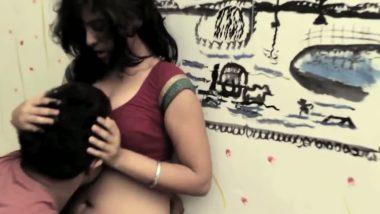 Bollywood house wife romance with neighbor