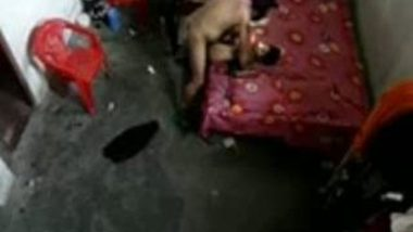 Desi housewife sex affair caught Indian hidden cam