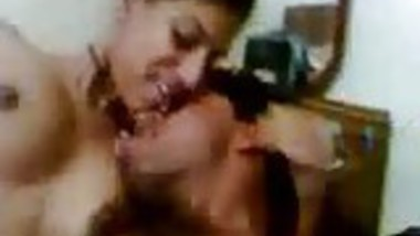 South Indian Gal Giving Lots Of Love To Husband Hindi Audio