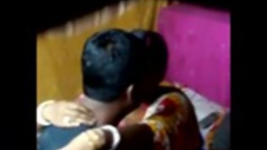 Desi aunty with boy