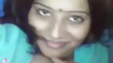 Shy Indian wife shows her beautiful boobs
