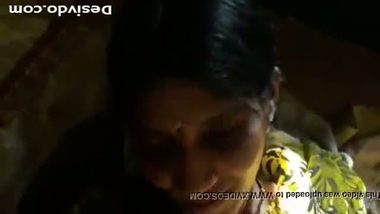 Telugu village aunty fucked by her boyfriend