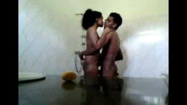 Delhi Guy Enjoying His Neighbor In The Shower