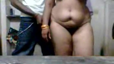 Hot seduction by an experienced aunty