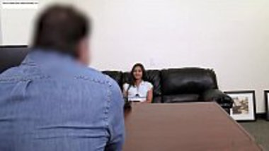 Casting couch for a desi porn movie