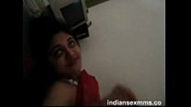 Sexy Punjabi girl sucking her lover's dick before riding it