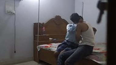 Indian Schoolgirl Enjoyed By Boyfriend