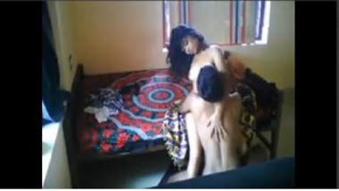 Sexy Village Girl Seducing Her Lover