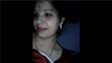 Sexy Gujarati Aunty's Breasts Sucked