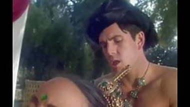 Indian threesome kamasutra with hindi audio..