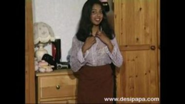Hot Mallu Babe Strips And Fingers