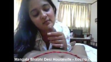 Hot Mallu Babe's Amazing Blowjob