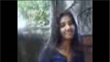 Marathi Girl Fucked Outside Guest House