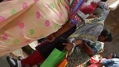 big ass ever desi gujju aunty in saree 4