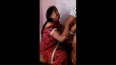 Sexy Tamil Mom Sucking Son's Penis