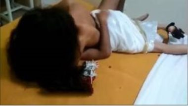 Desi Wife Madhavi's Honeymoon Sex