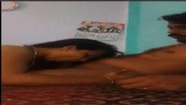 Tamil Bhabhi Sucking Cock Of Horny Devar