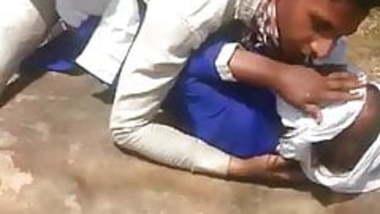 Desi Muslim Young Randi Girl Outdoor Fucked